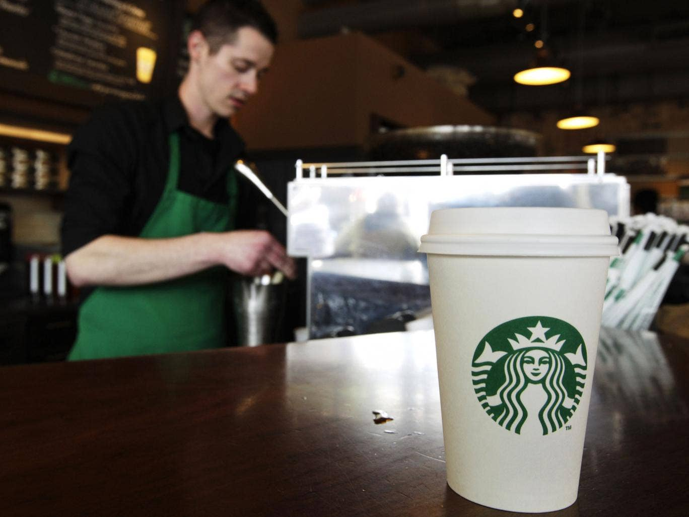 Starbucks is among companies criticised over their tax bill