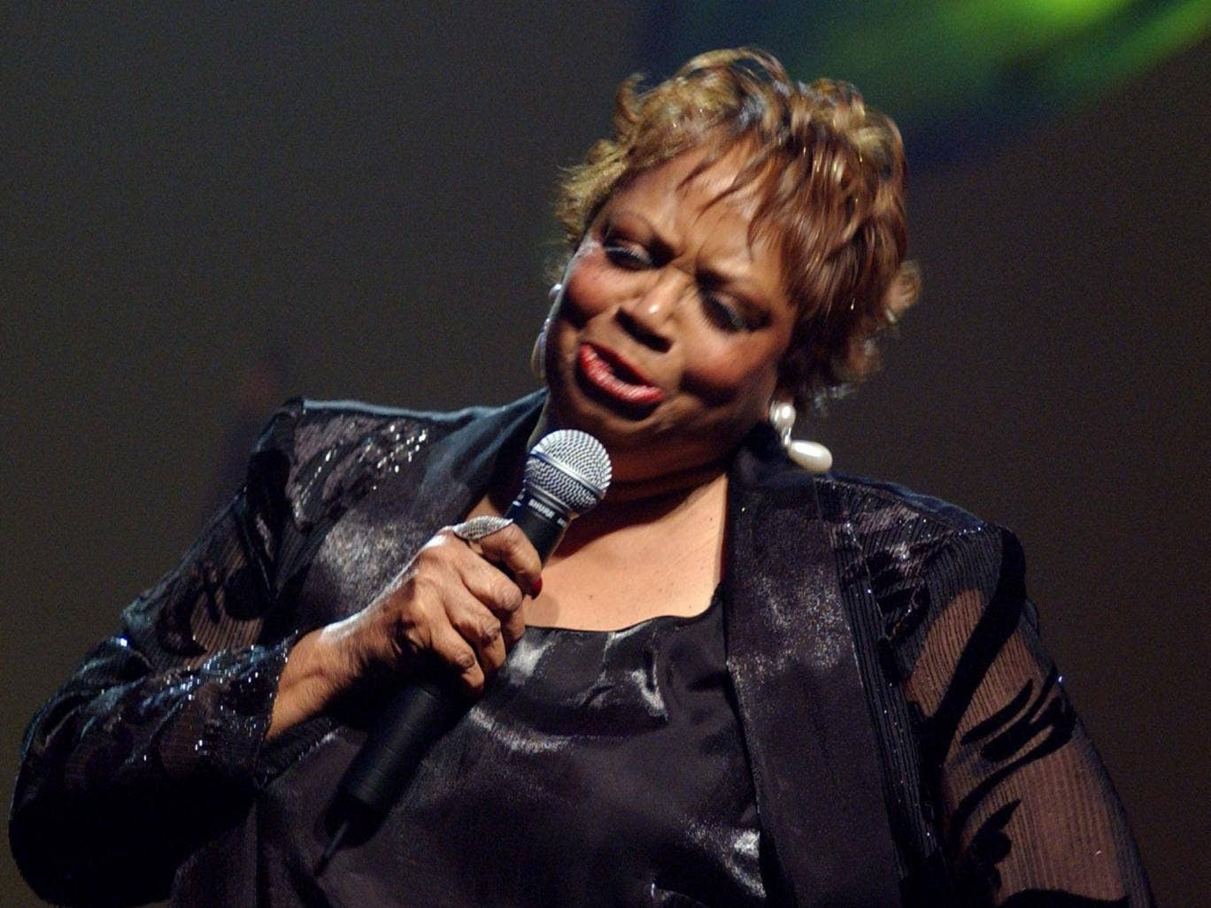 Fontella Bass was well known for her single 'Rescue Me'
