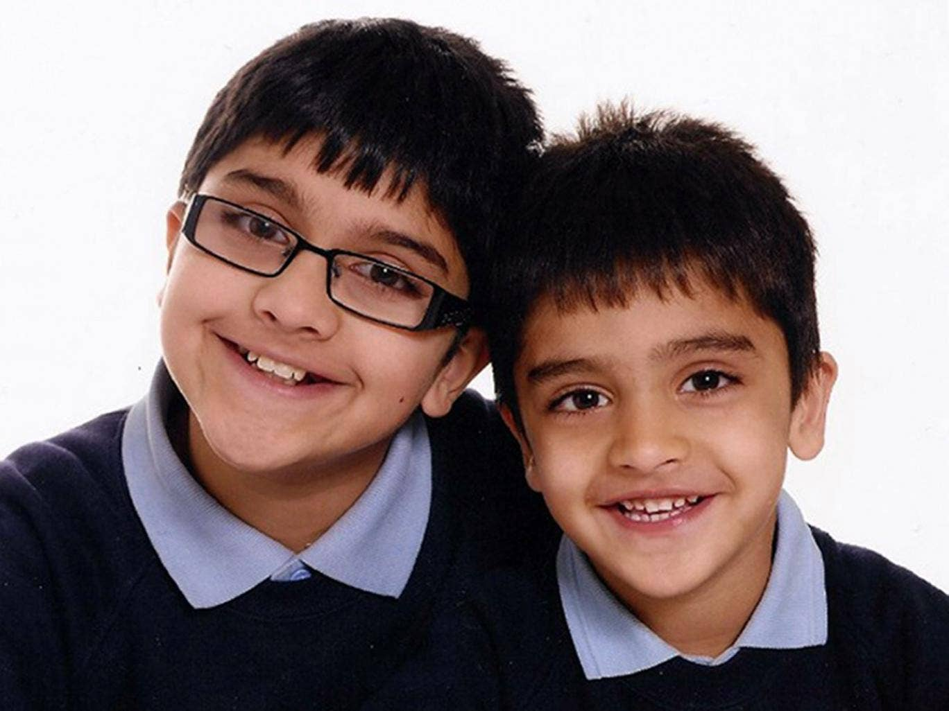The two brothers were killed in a Christmas Day motorway crash
