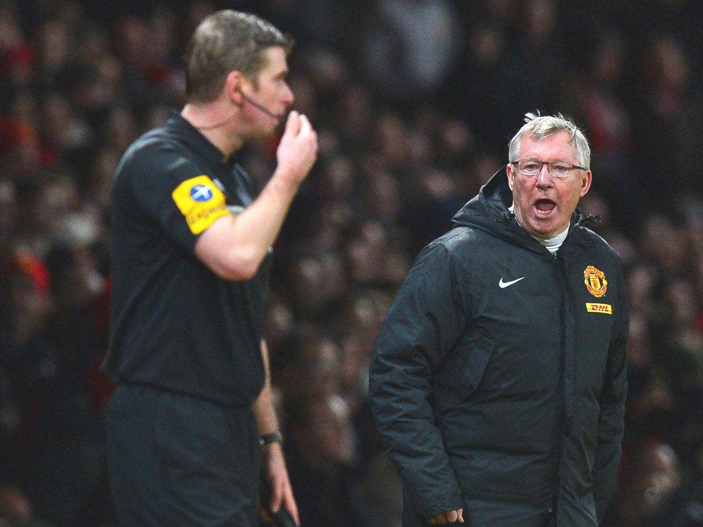 Champions City are fuming that Ferguson is let off by FA