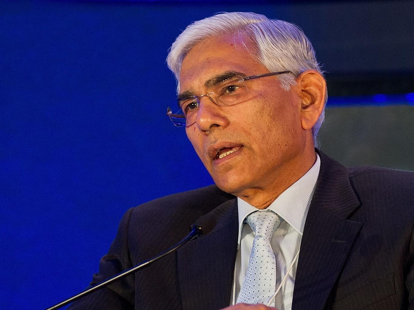 Vinod Rai is India's chief auditor