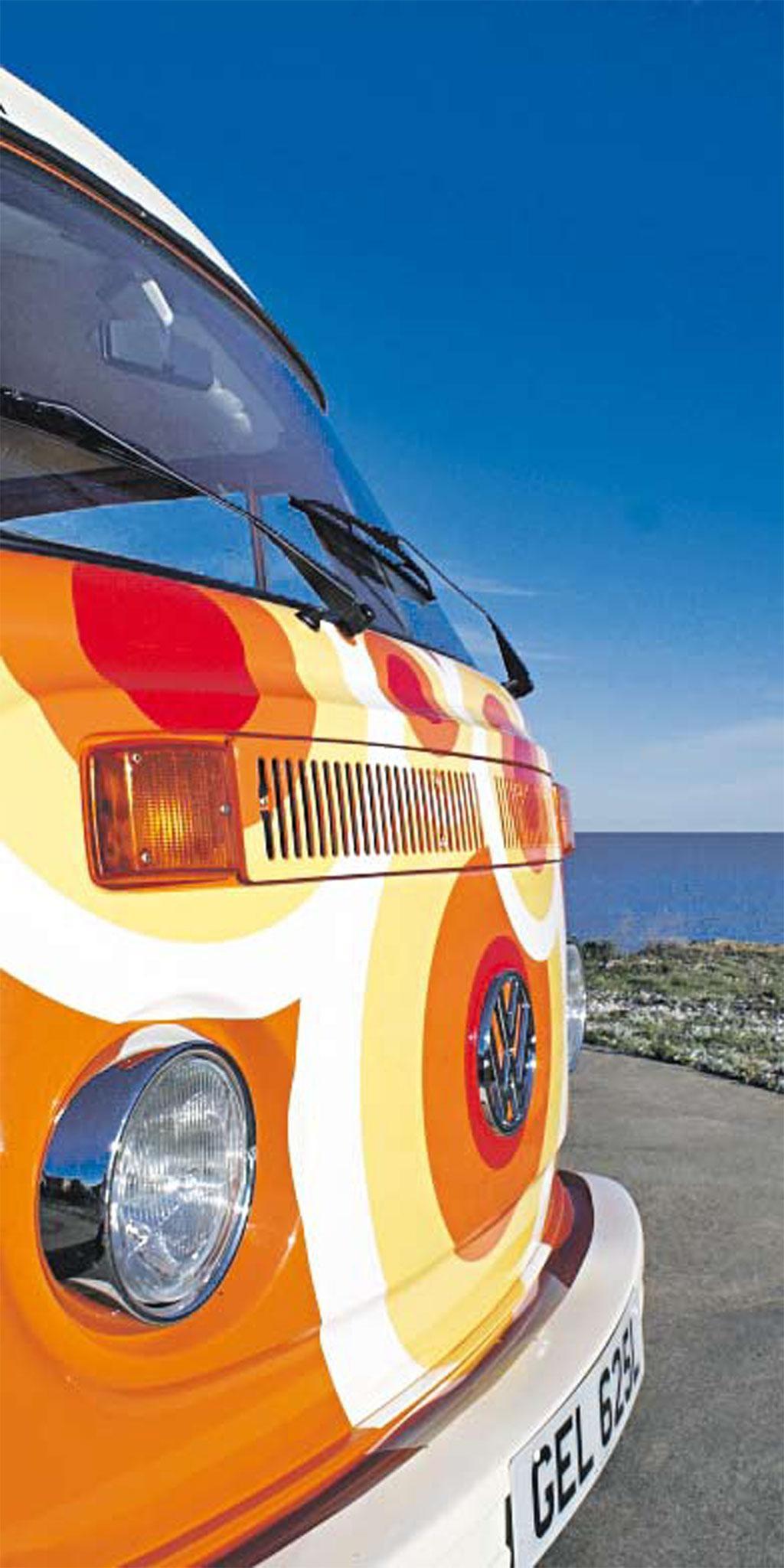 A stylish camper van fromWeDubYou