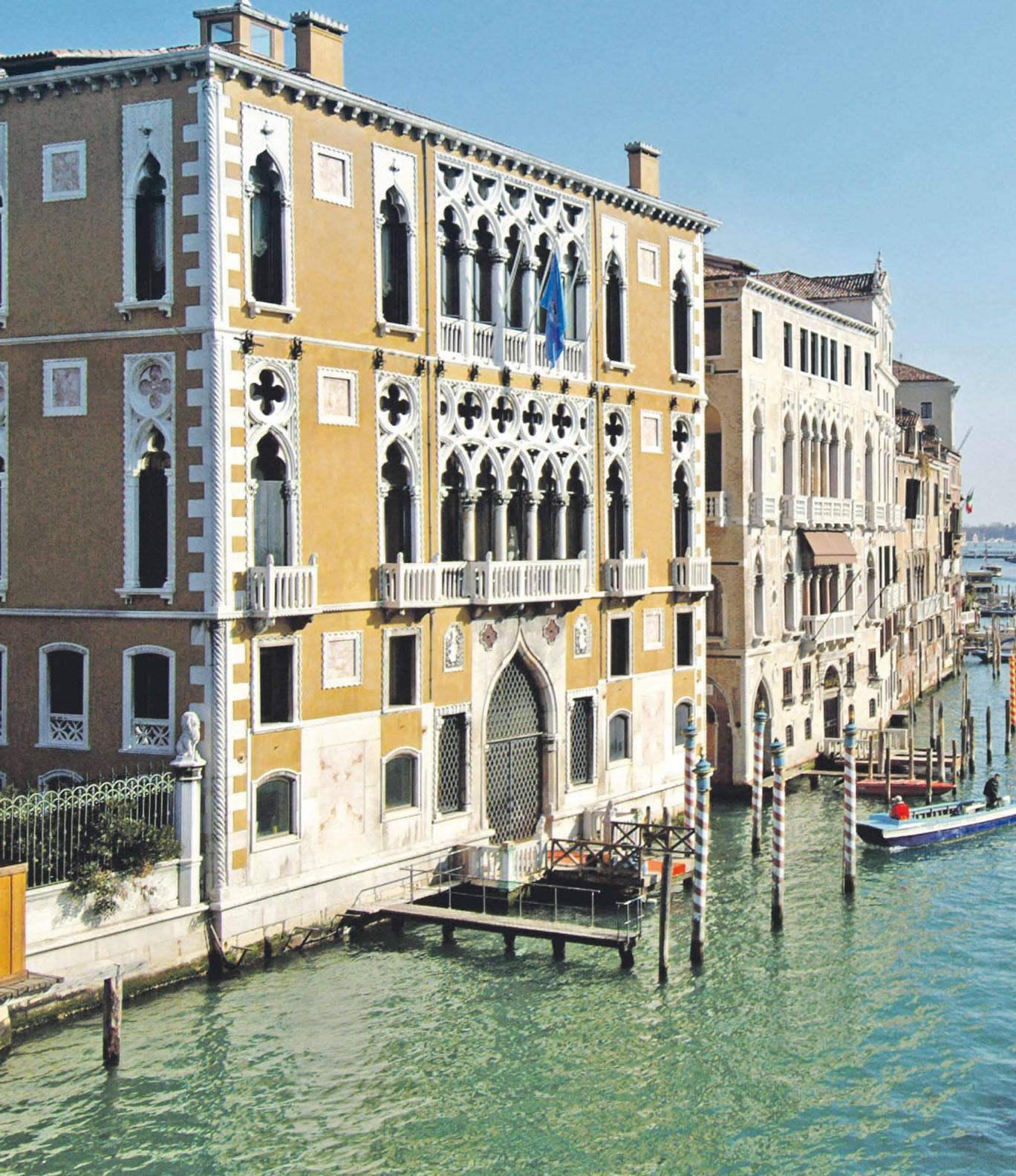 Venice is an ideal holiday destination for couples