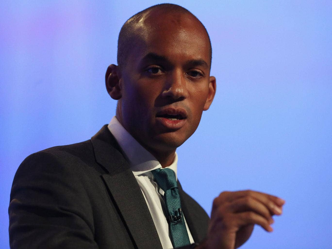 One to watch: Chuka Umunna, even though he divides people