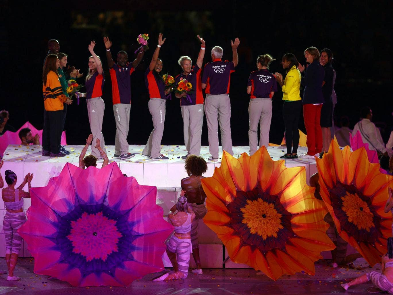Flower power: The Games Makers inspired a legacy of volunteering