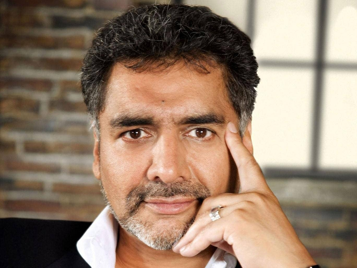 James Caan: Born in Pakistan in 1960, the son of Bangladeshi parents, he came to the UK when he was aged two. His father had little money and no job but started a clothing company. The young Caan started his own recruitment company and later founded the v