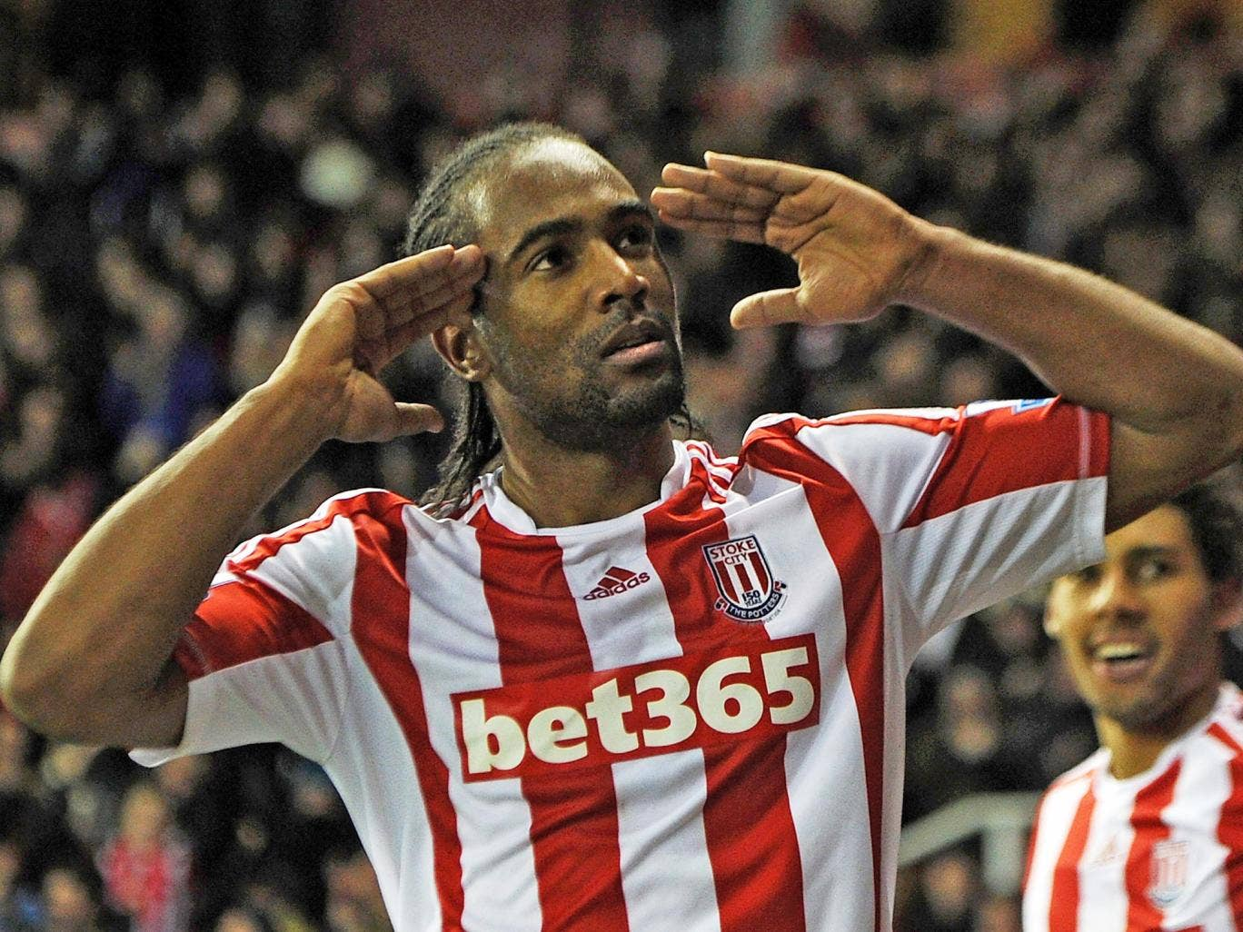 Cameron Jerome is willing to put aside personal disappointment if his coming off the bench helps Stoke City complete an unbeaten year at the Britannia Stadium