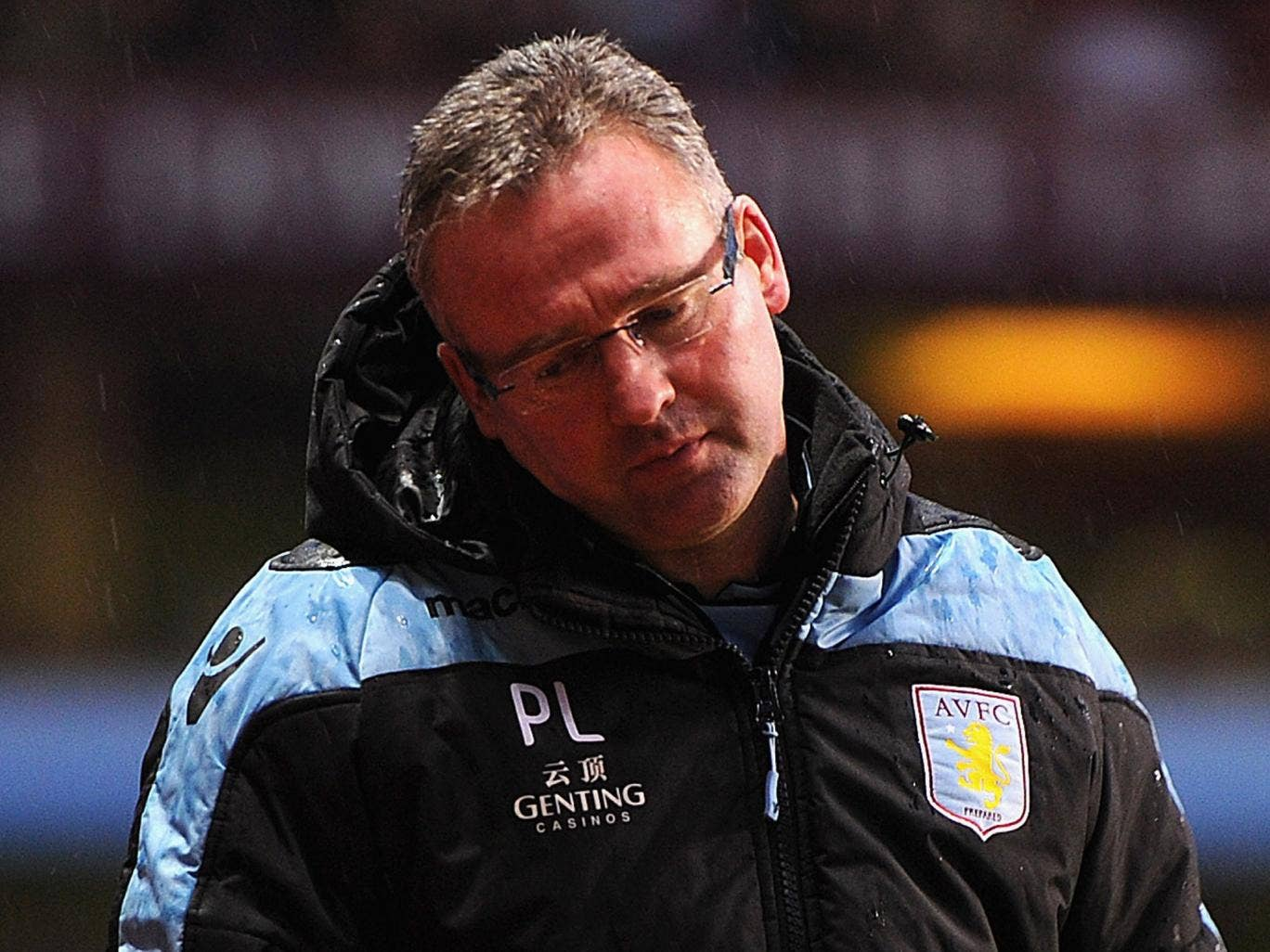 Paul Lambert: The Aston Villa manager insists he is under no illusions about task he faces