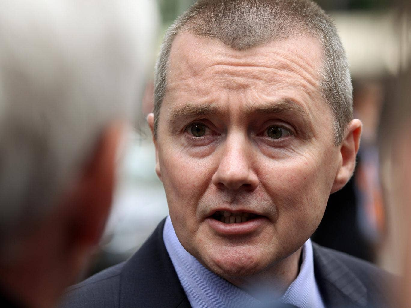 """Willie Walsh, Chief executive of British Airways, says: """"We must create the right environment to stimulate and support Britain's economic regeneration."""""""