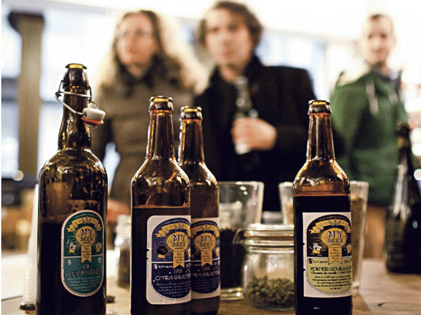 Brew year: Paris has seen a rise in artisanal beer pubs