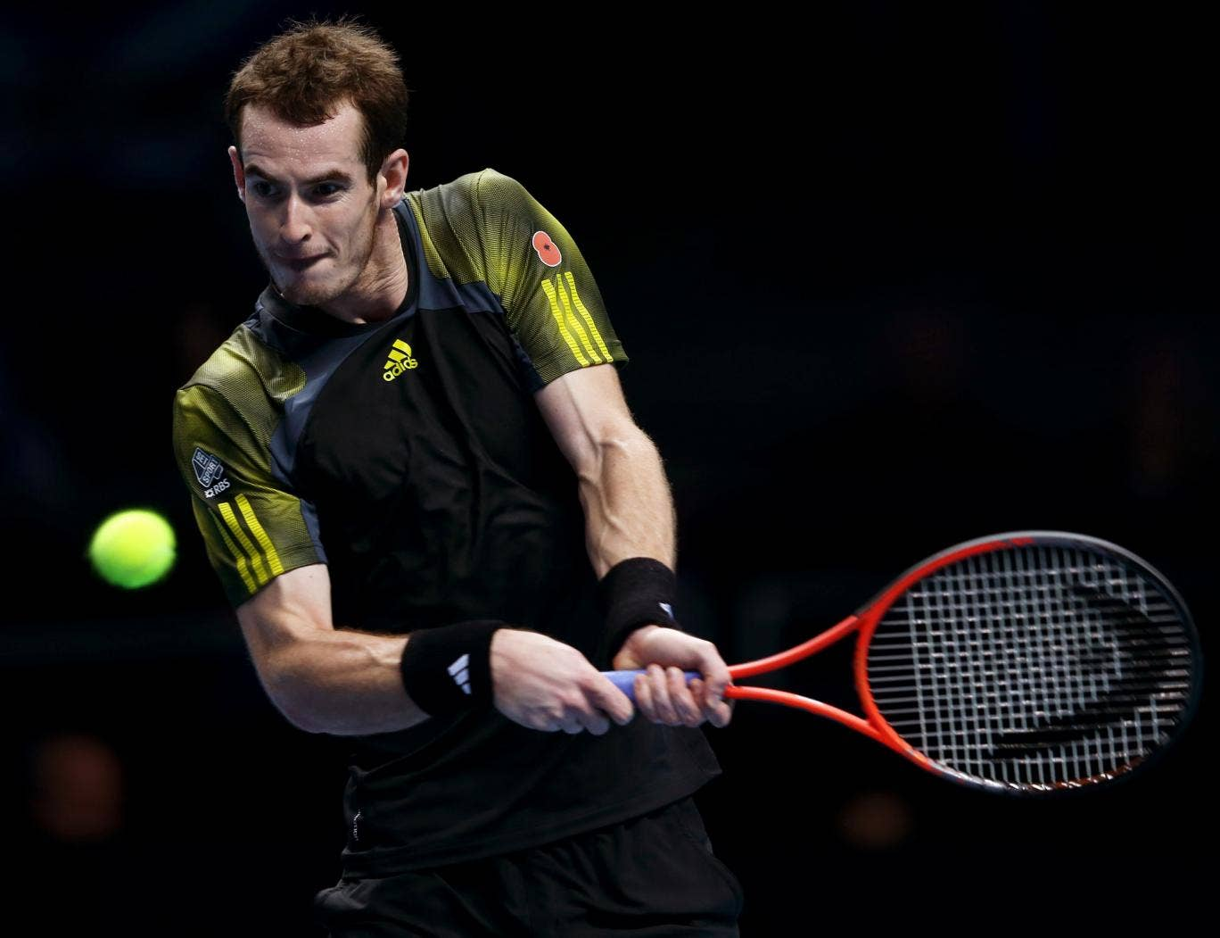 Andy Murray: Plays his first competitive game of 2013 in Brisbane as he defends title