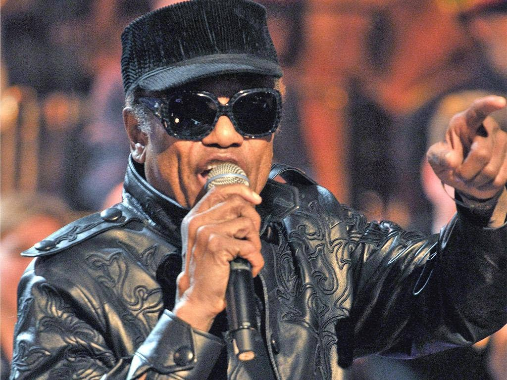 Bobby Womack has had difficulty remembering lyrics