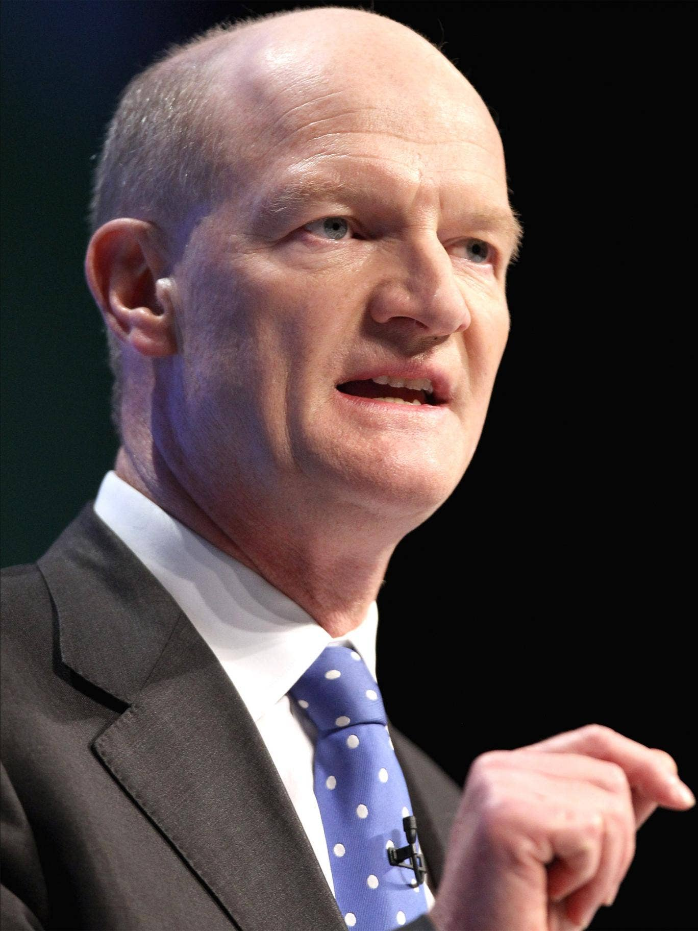 The Universities minister, David Willetts, says there will be an increase in funding for universities