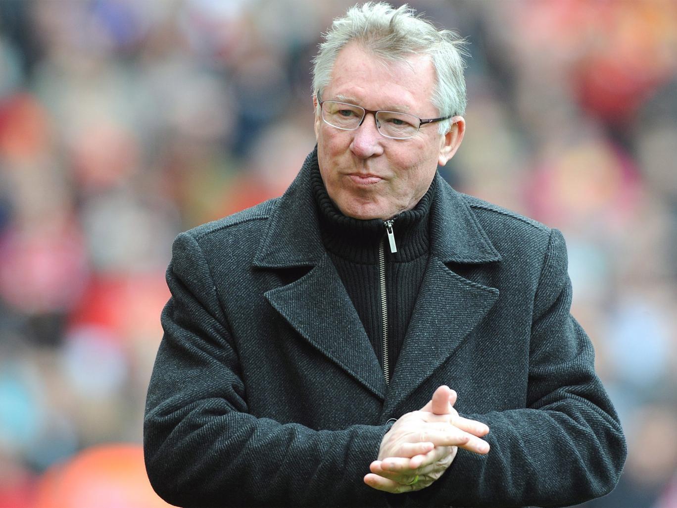 Sir Alex Ferguson has no plans to retire any time soon