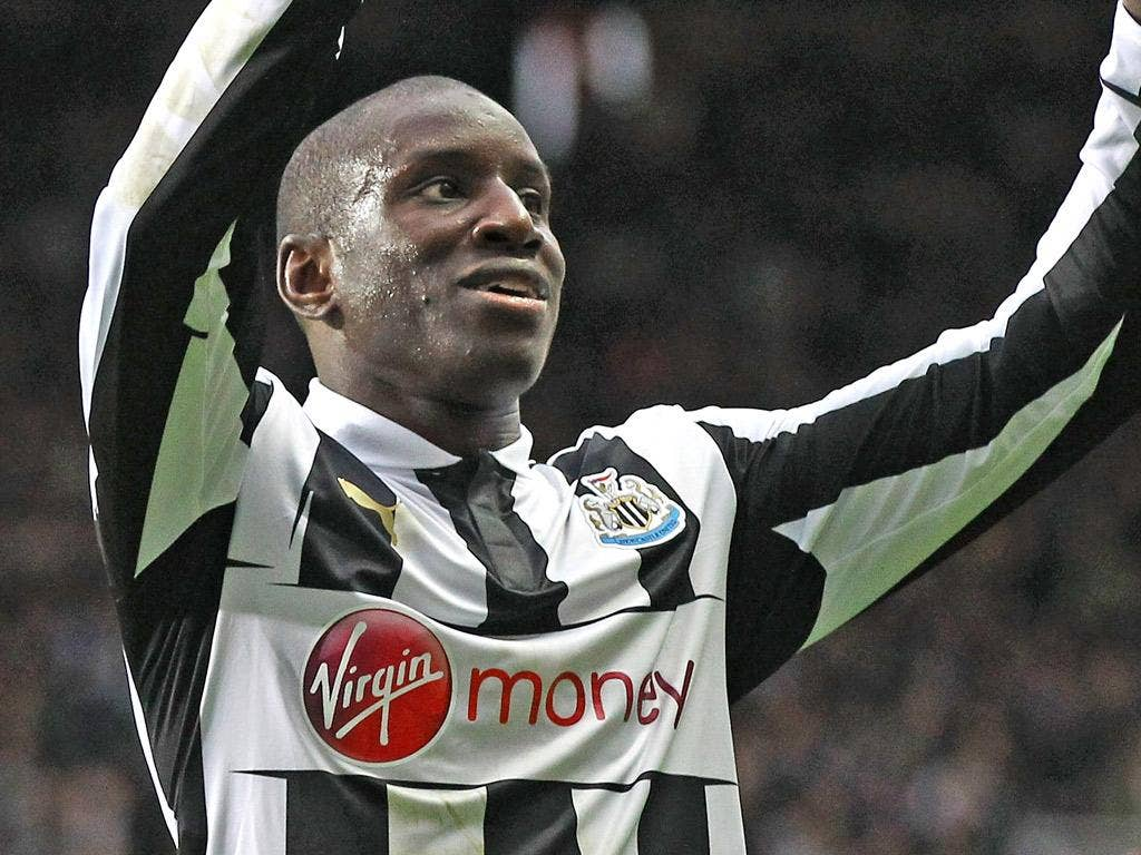 Ba has never missed a training session through injury at Newcastle