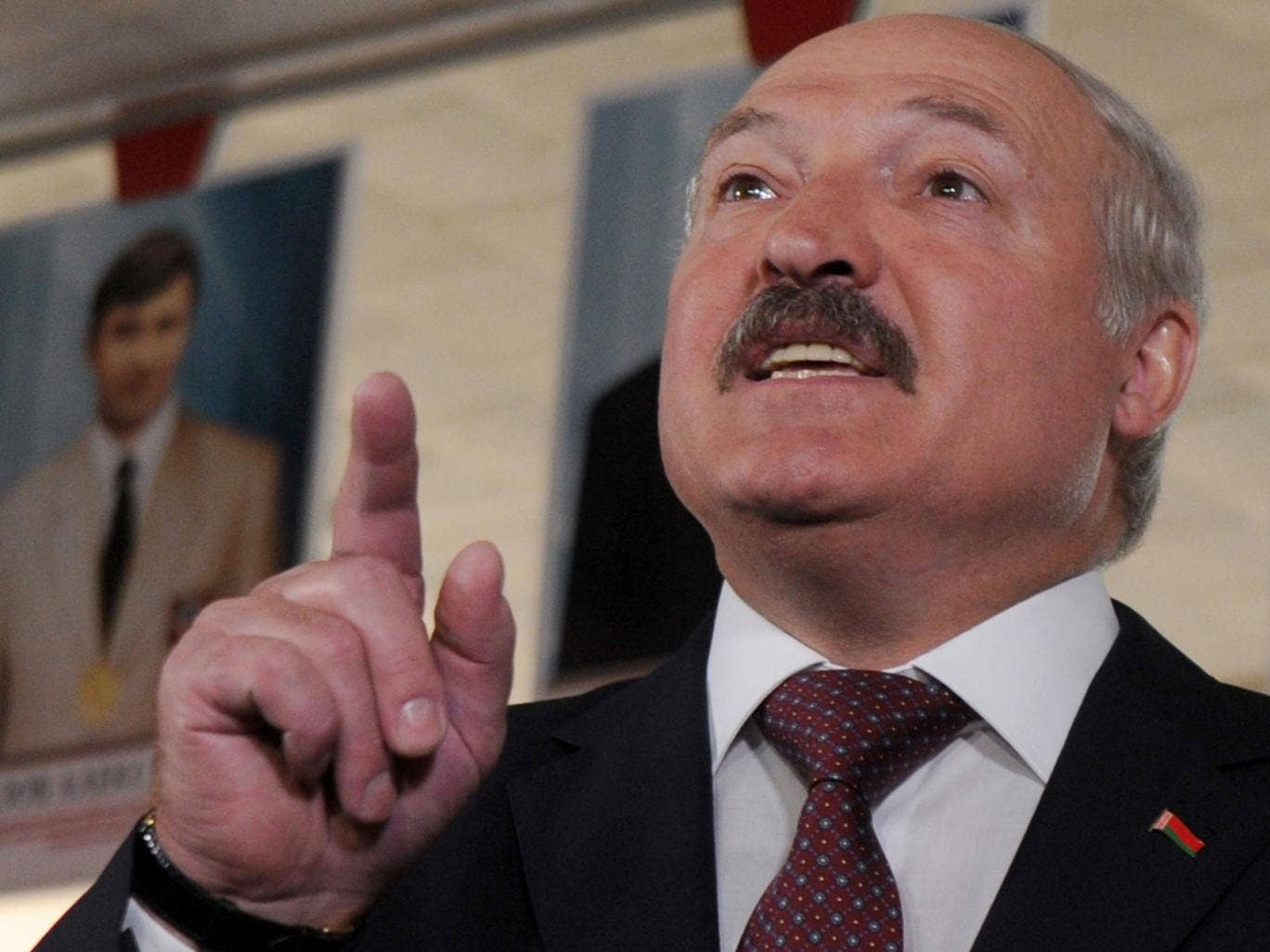 Index on Censorship claims Belarusian president Alexander Lukashenko has significantly expanded his government's control over the internet