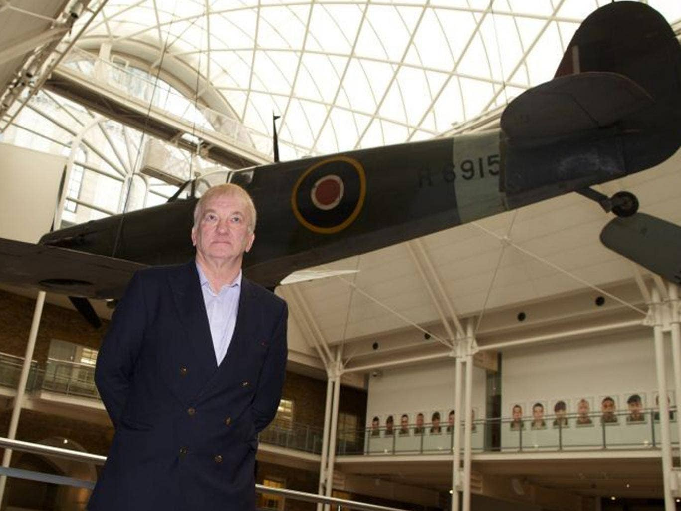 Farmer and aviation enthusiast David Cundall, from Lincolnshire, is spearheading the dig, having spent 17 years and thousands of pounds researching the project