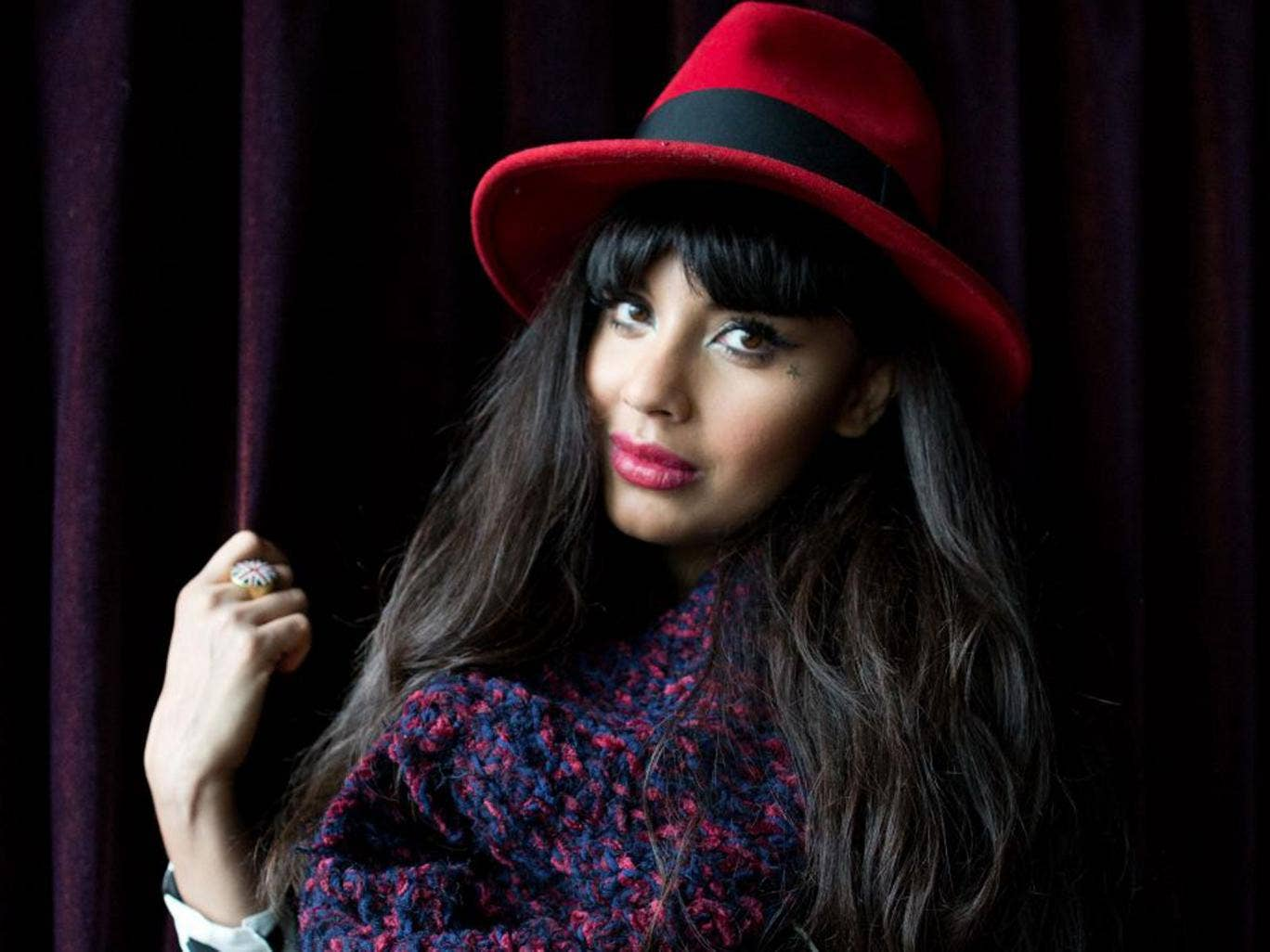Jameela Jamil came to prominence presenting on Channel 4's youth strand, T4