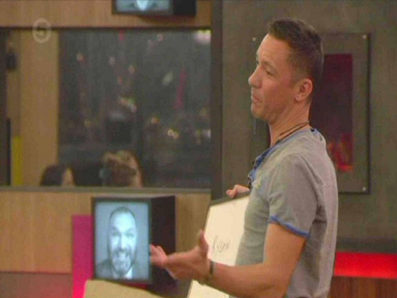 Frankie Dettori is the one widely known CBB contestant