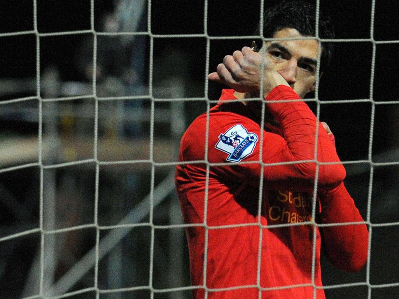 Suarez confirmed his status as the most brilliant but troubling enigma