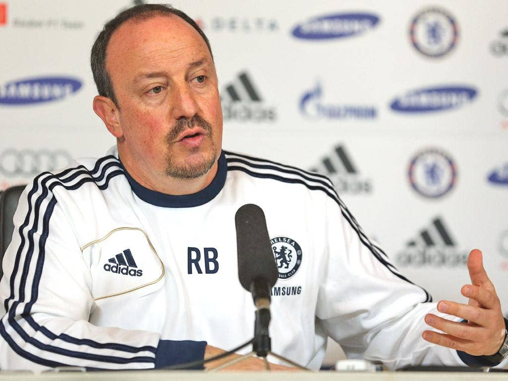 'You have to have new players and carry on winning games,' said the Chelsea manager