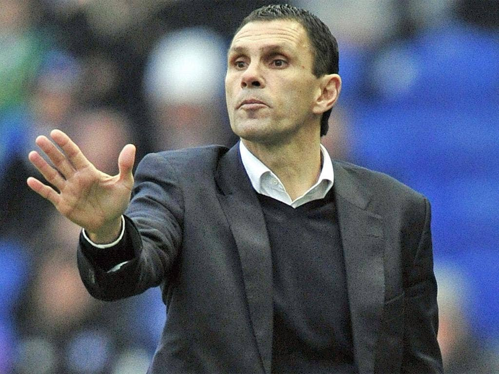 Gus Poyet saw his stock rise further with last weekend's FA Cup win against Newcastle United