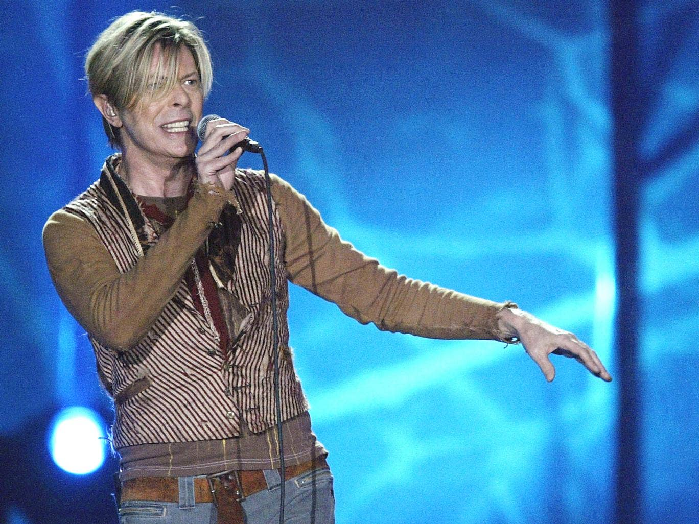 David Bowie released the single on his 66th birthday