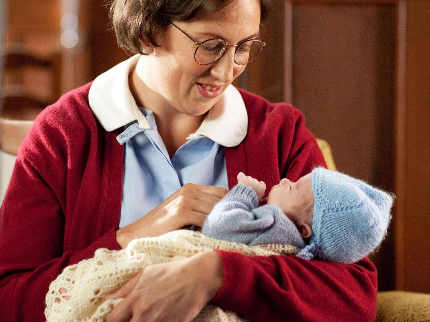 'Call the Midwife', with Miranda Hart, has outshone 'Downton'