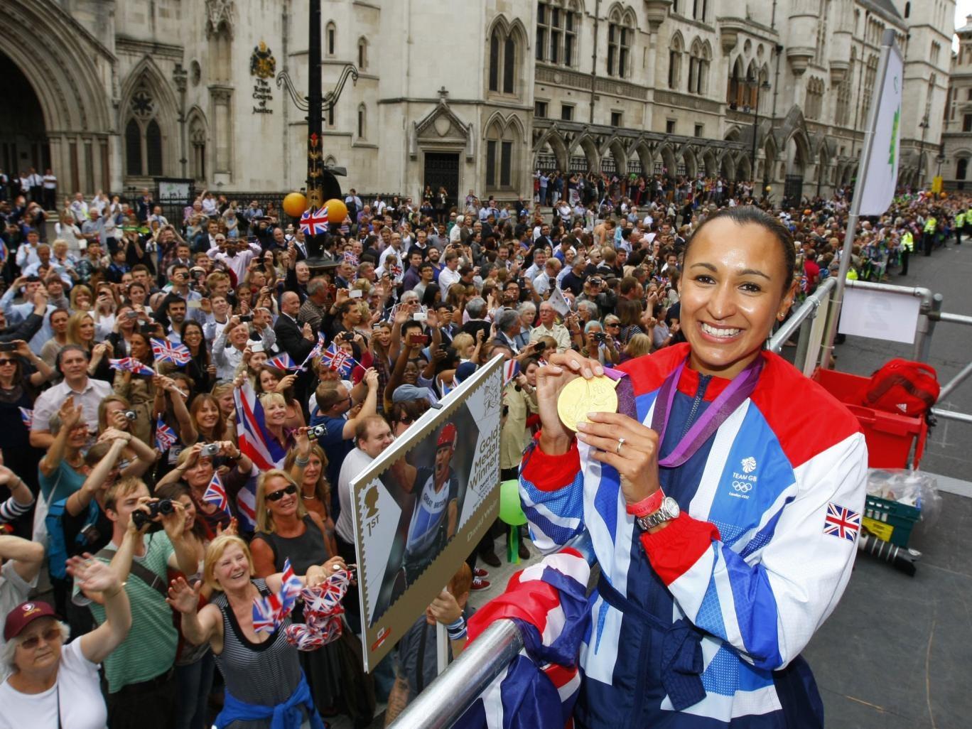 Backing for British talent such as Jess Ennis impressed bidder