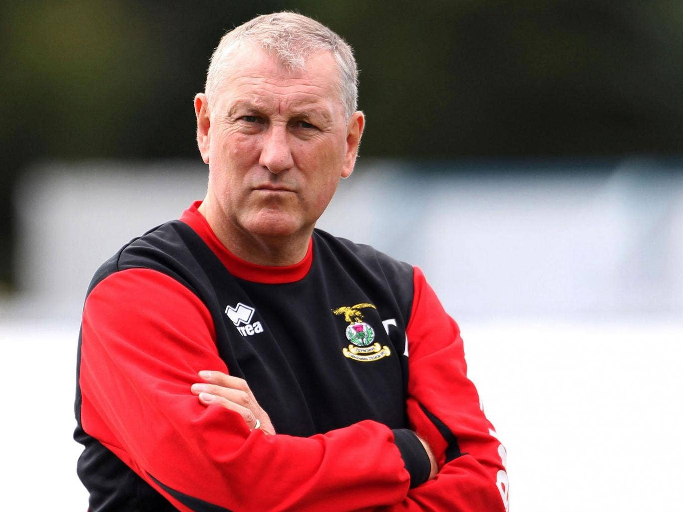 Terry Butcher has turned down Barnsley's approach