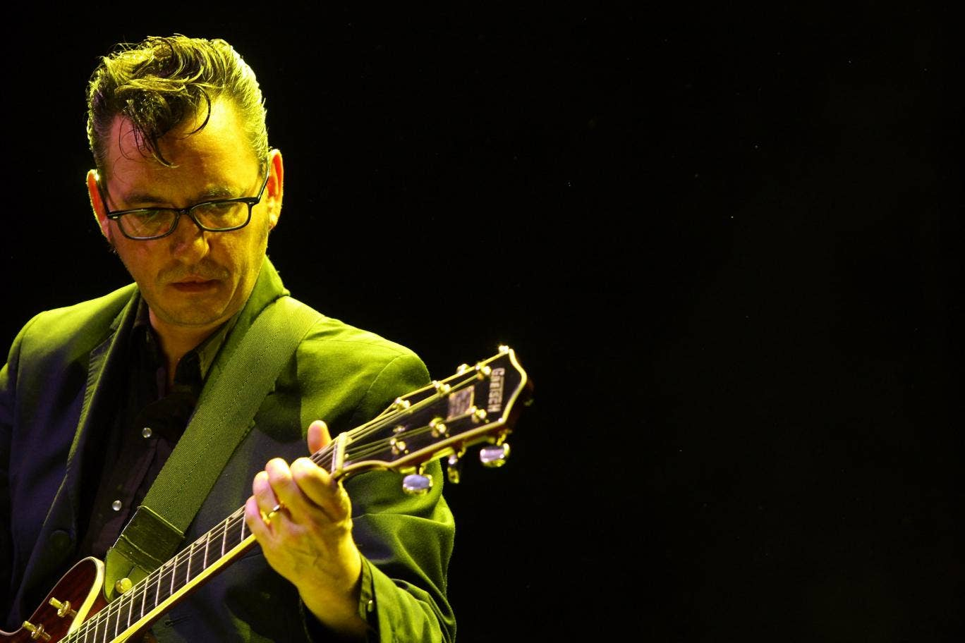 Richard Hawley received a nomination for Best Male, five years after his last nomination