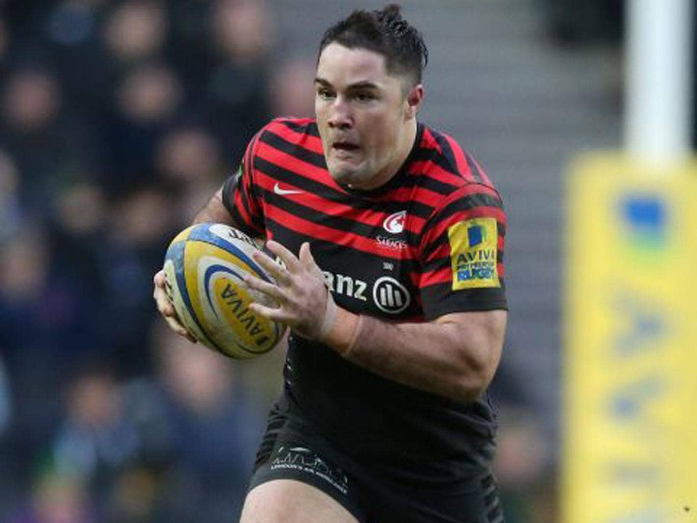 Yet by comparison with Mark McCall of Saracens and Richard Cockerill of Leicester, the urbane O'Shea is feeling laid-back to the point of horizontalism