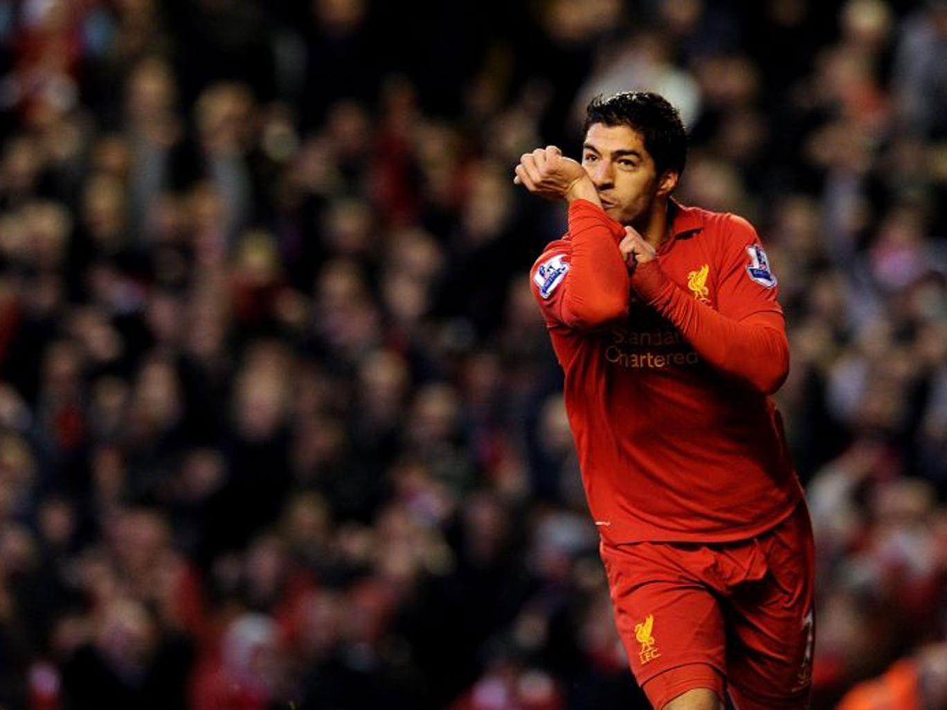 Tomorrow's encounter really does feel like a symmetrical Robin van Persie versus Luis Suarez shoot-out