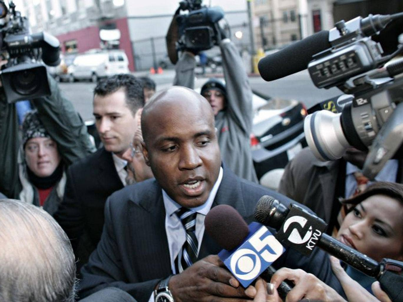Barry Bonds has been blackballed from baseball's Hall of Fame