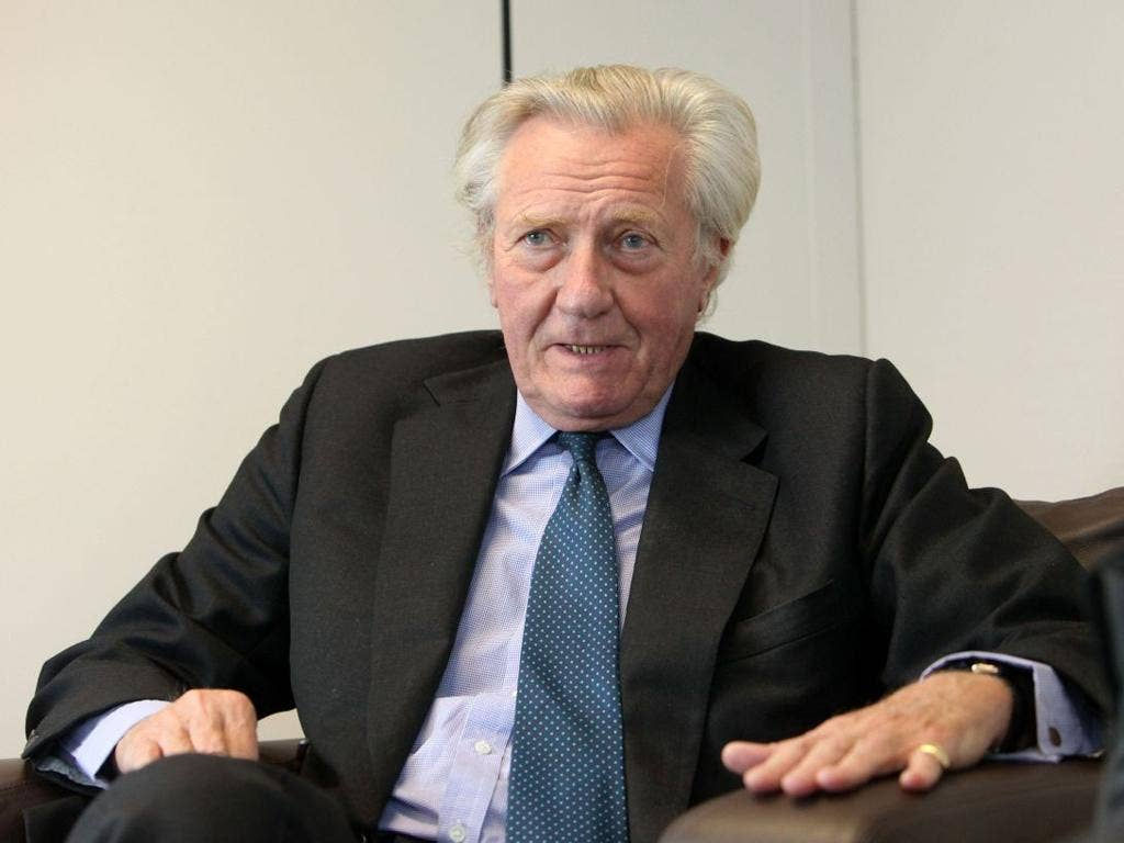 Lord Heseltine castigates the Government for delaying a decision for a third runway at Heathrow