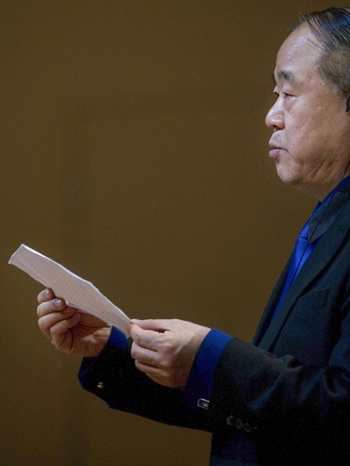 Mo Yan: Nobel laureate whose work is lost amid political argument