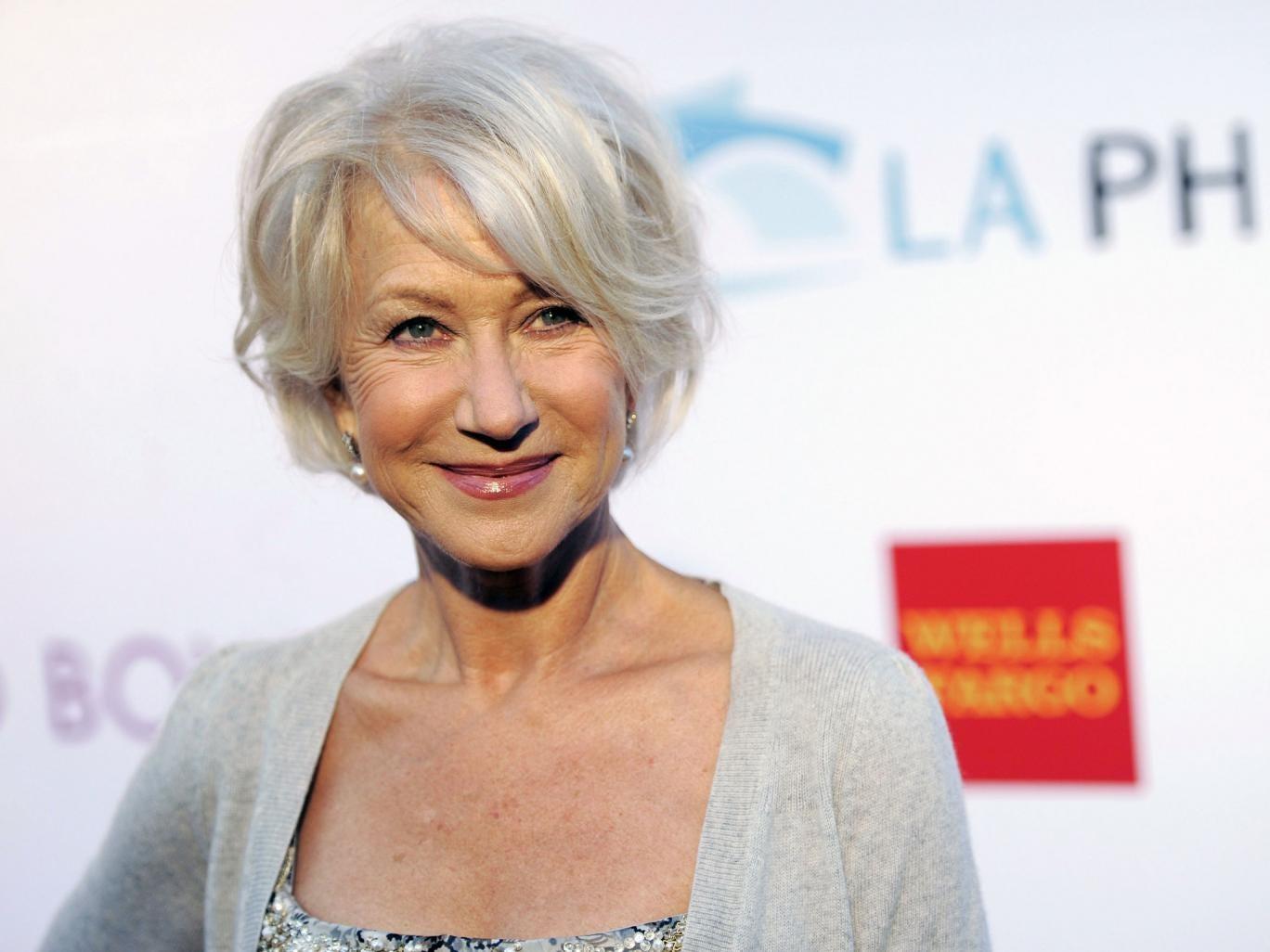 Showbiz royalty: Helen Mirren is ready to bring her Elizabeth II from cinema to stage