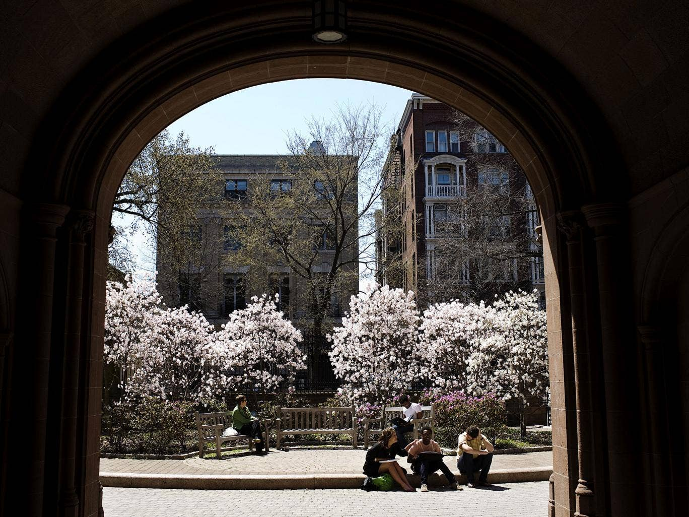 Few British students will get the chance to study at Yale