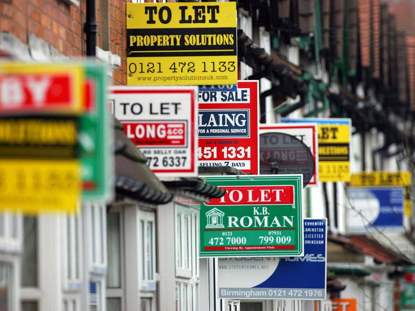 Free for all? Labour's leader wants a national register of landlords