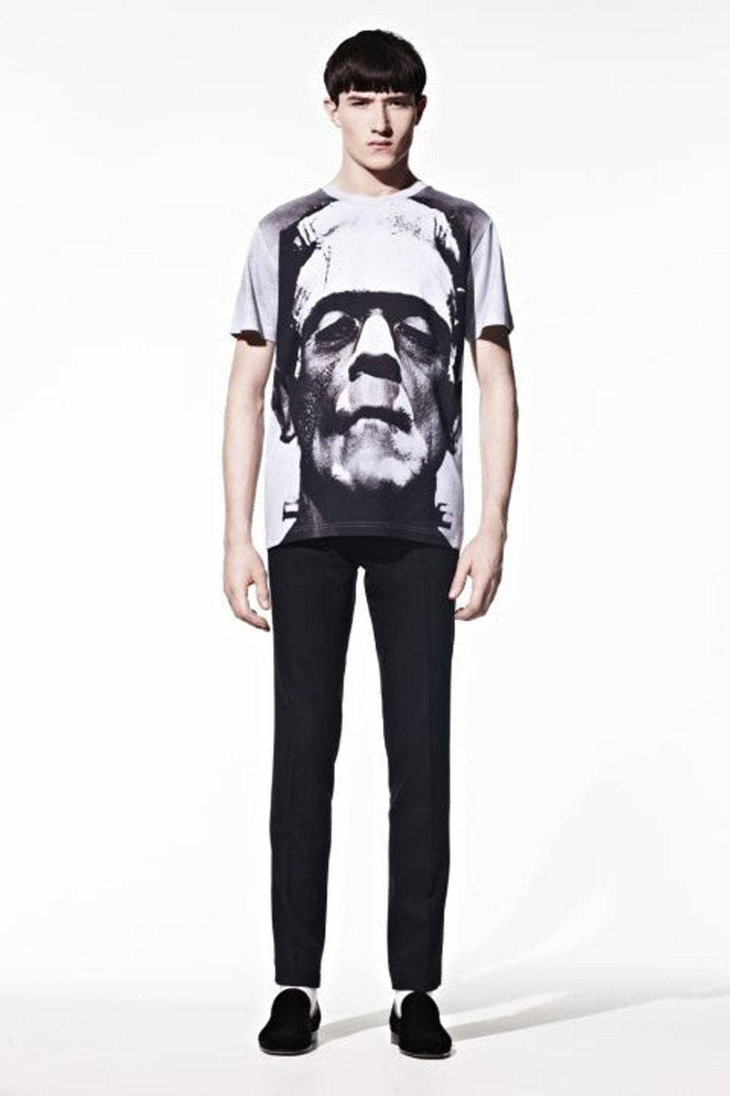 Designers such as Christopher Kane (pictured), Jonathan Saunders and Richard Nicoll bring to the arena all the people-pleasing and craze creating skills they have learnt from womenswear, in collections that excite and enthuse even the most recalcitrant of