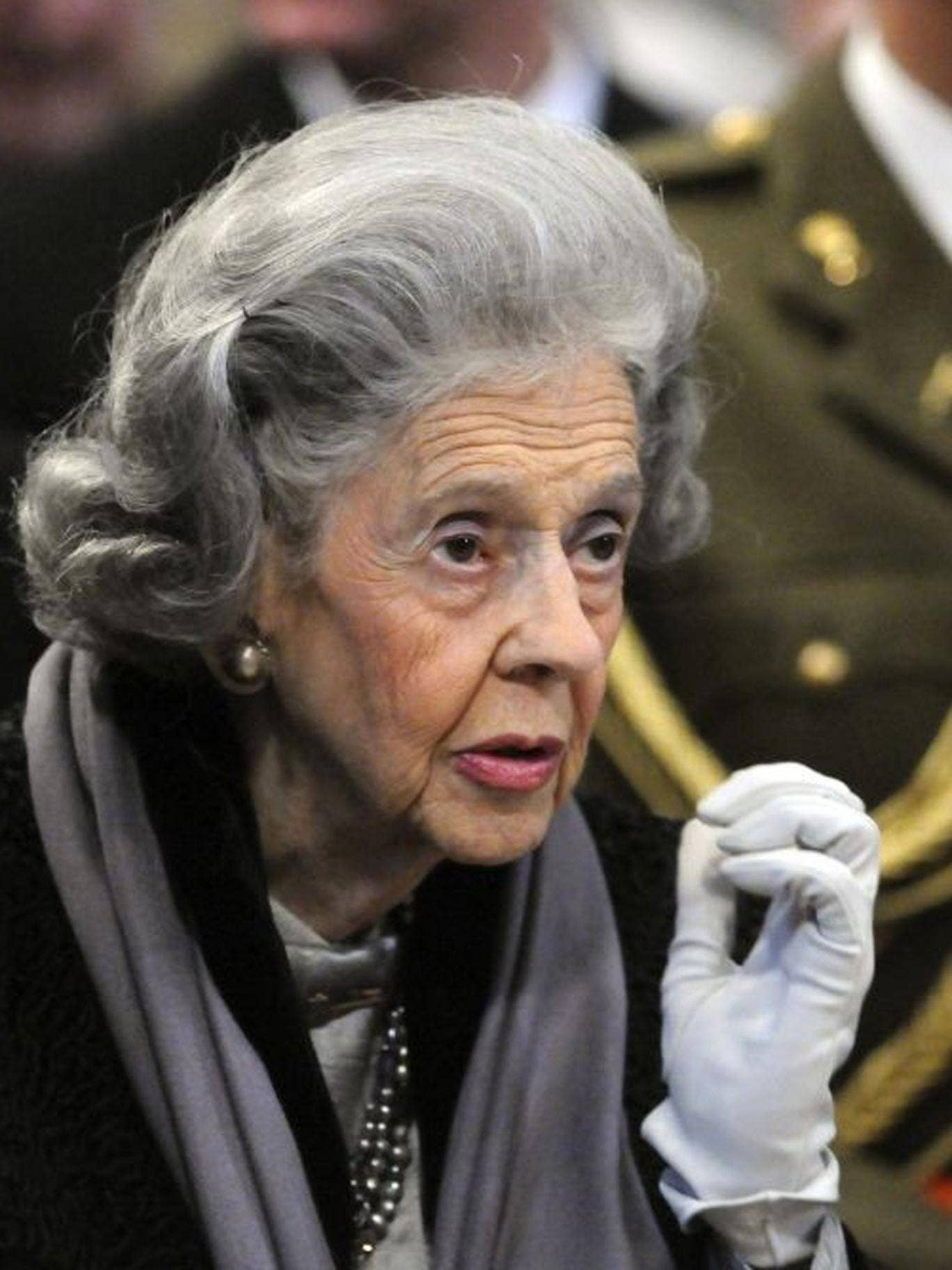 Queen Fabiola had planned to move funds to Spain