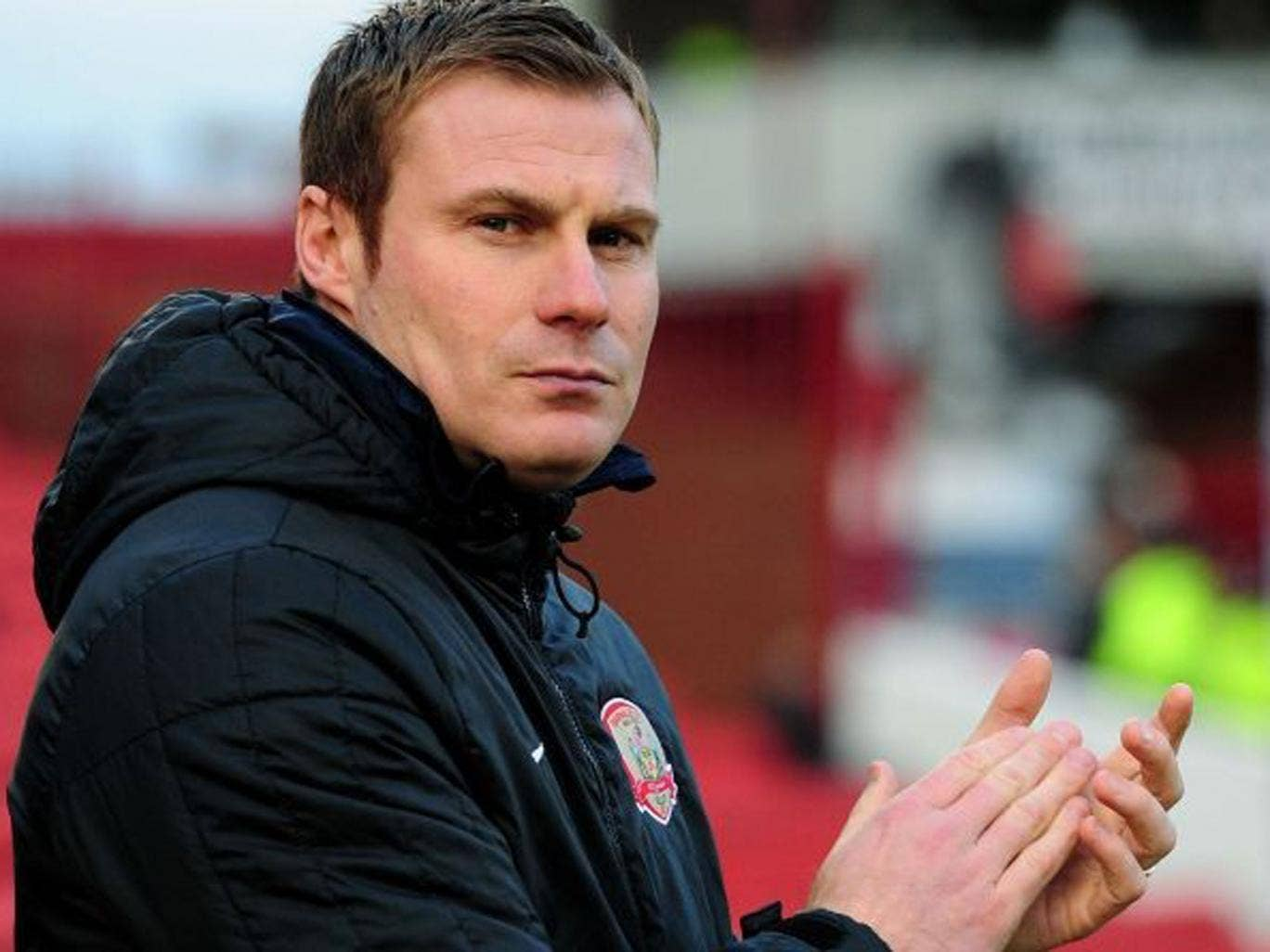 David Flitcroft has taken charge permanently at Barnsley