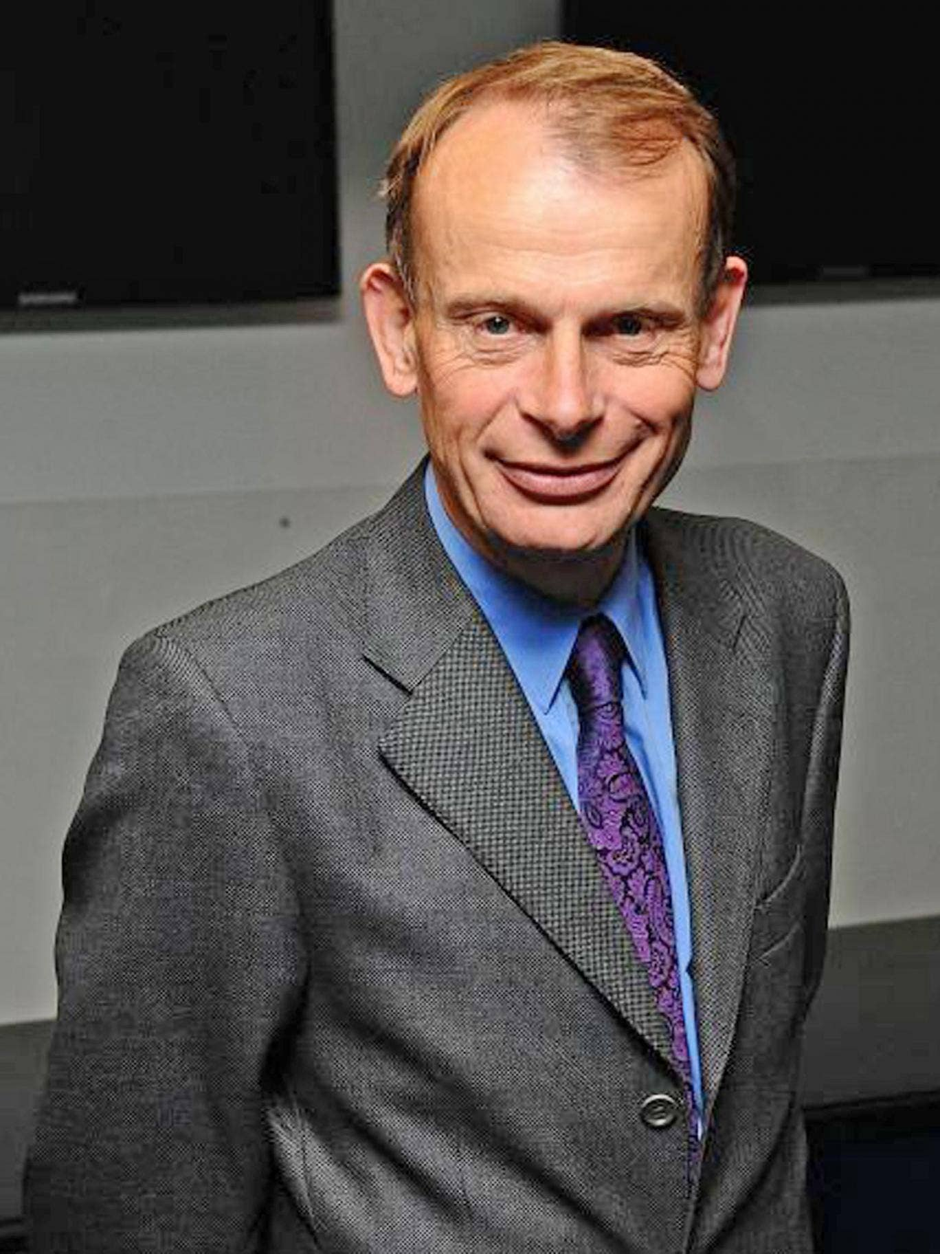 "Mr Marr told viewers of his Sunday morning current affairs show that he was ""frankly lucky to be alive"" after what he had been through."