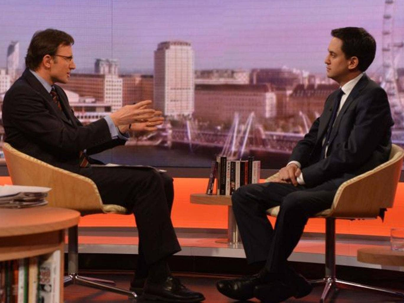 Ed Miliband has promised multinational firms would no longer to be able to hide how much corporation tax they are paying in Britain under a Labour Government