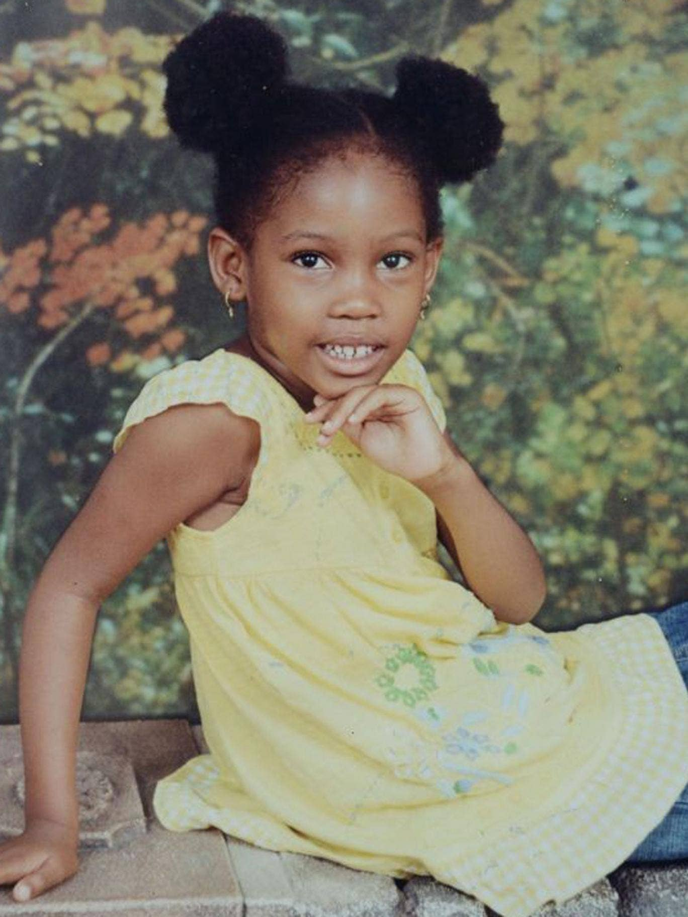 Tributes have been paid to a British girl who was shot dead in Jamaica. Imani Green, eight, from south London, who suffered from sickle cell anaemia, was described as a 'happy, playful' child