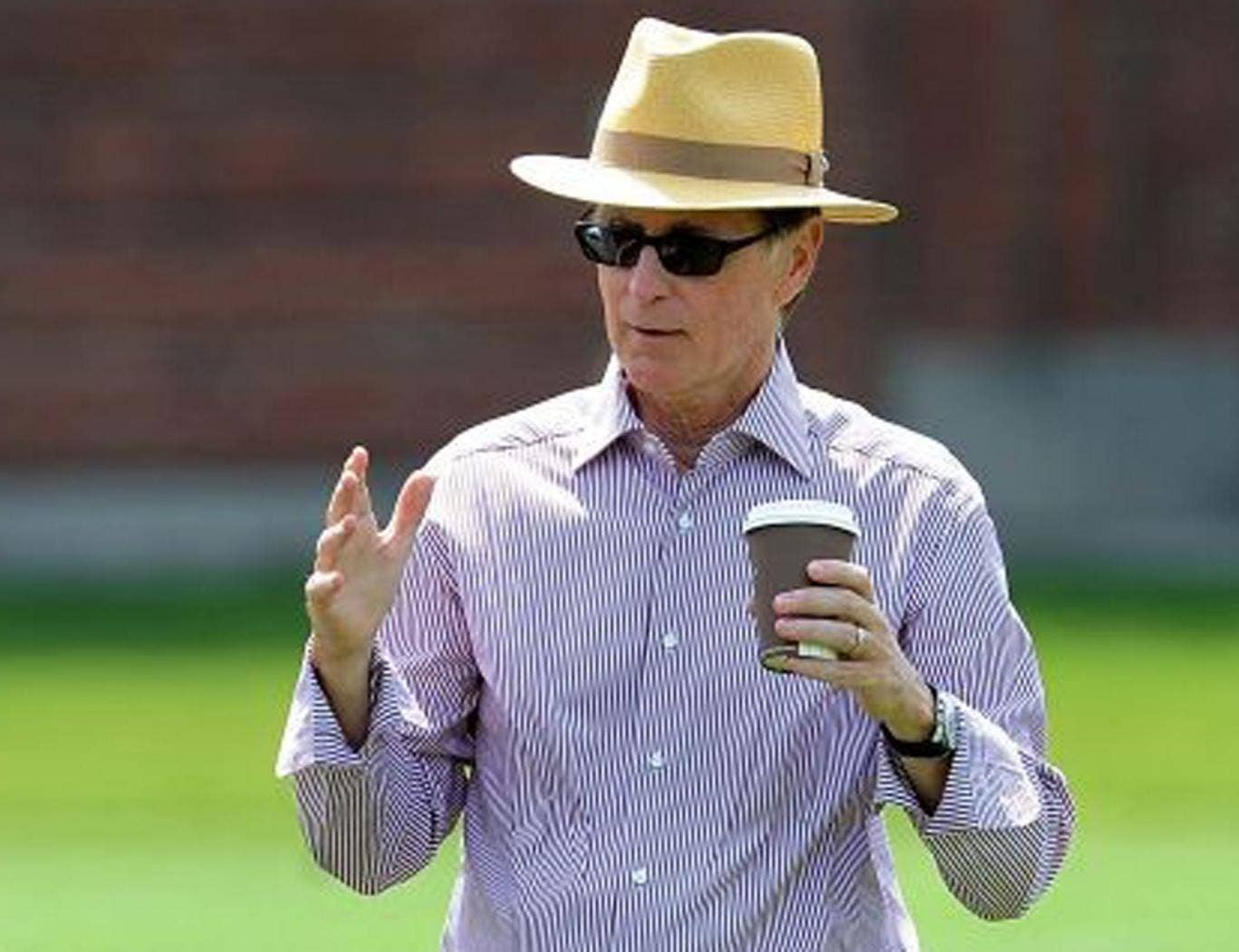 John W Henry bought Liverpool expecting a level playing field
