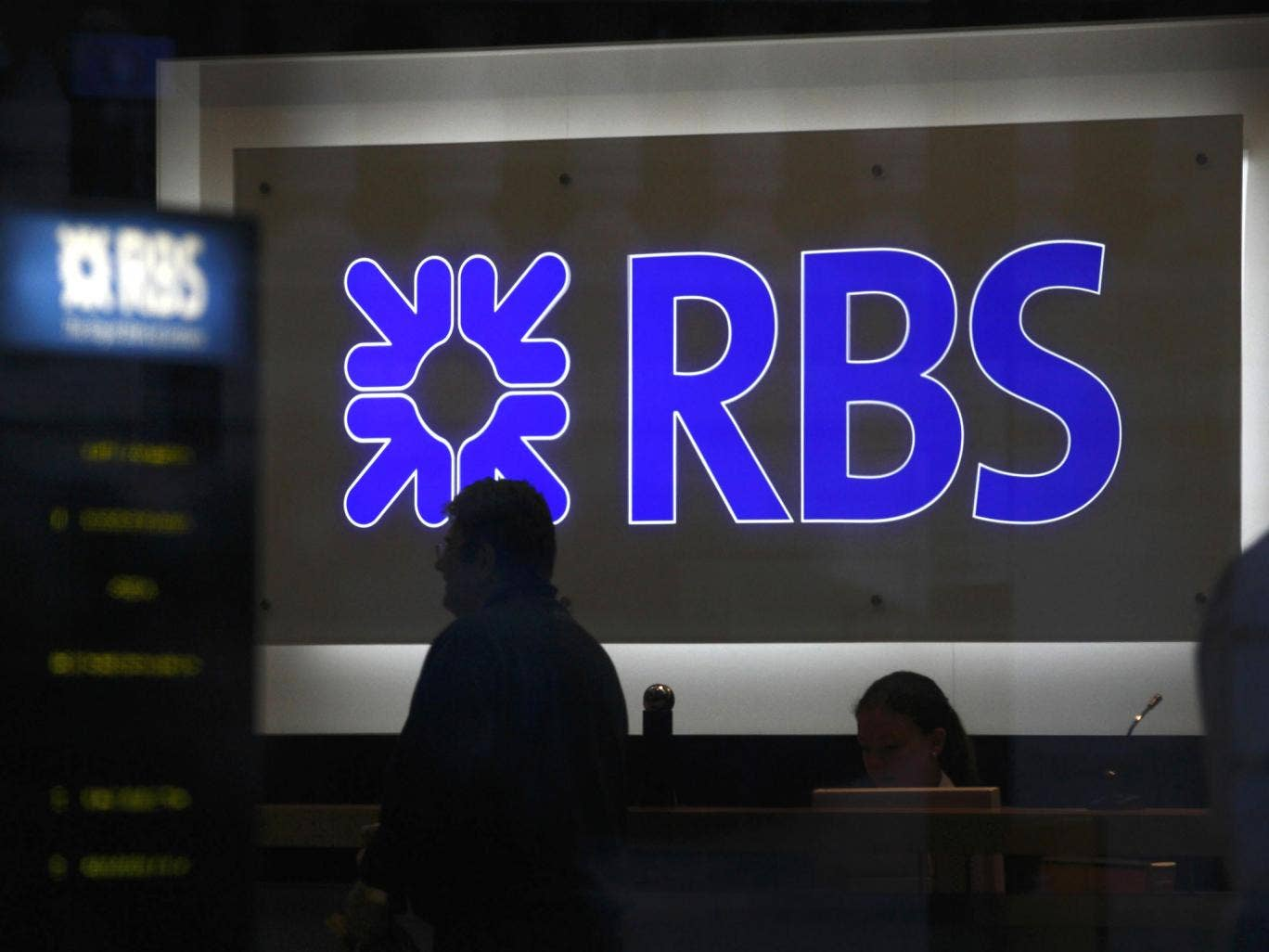 RBS is 81 per cent-owned by the Government