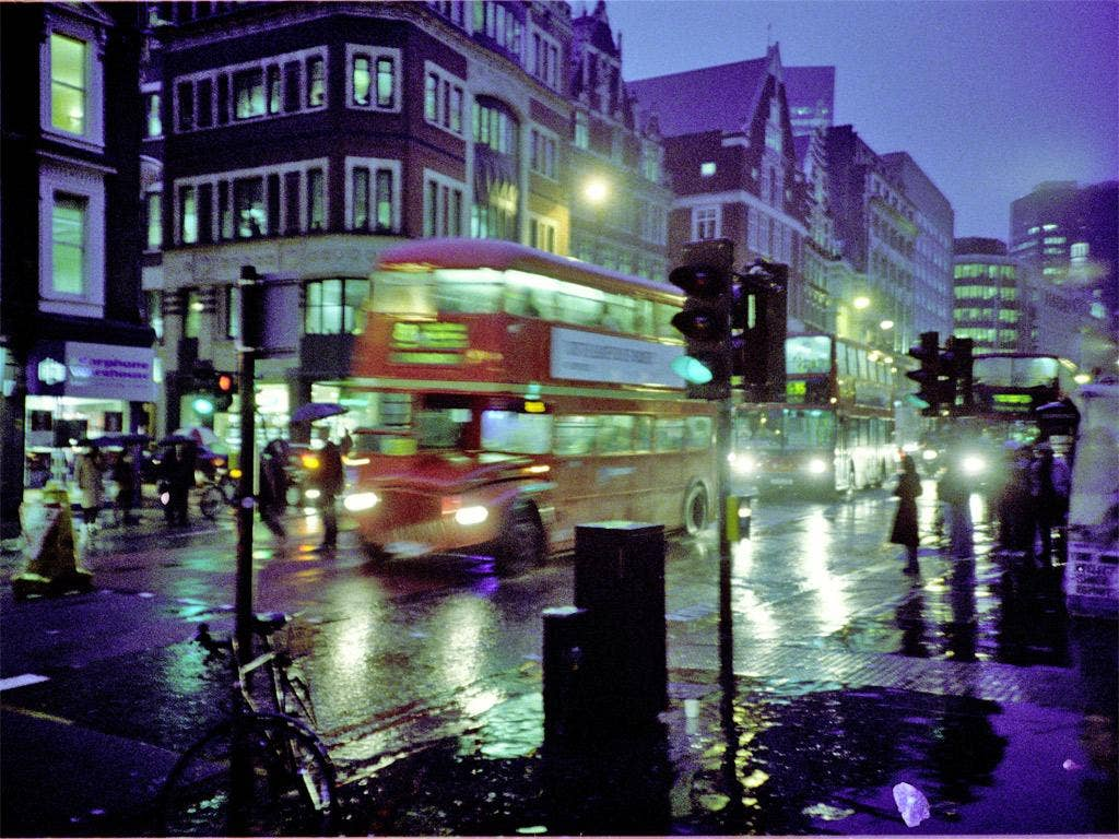 Unknown quantities of teenagers are spending their nights on buses