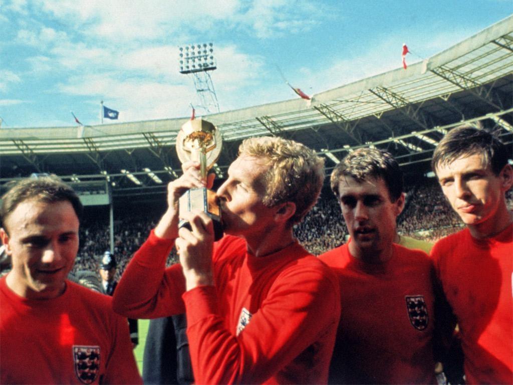 1966 World Cup glory