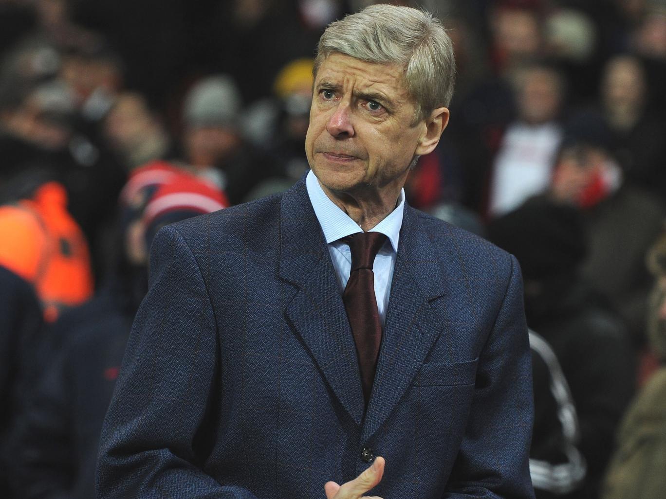 Arsene Wenger described Jack Wilshere's performance last night as 'outstanding'